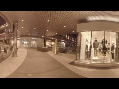Santa Monica Place Mall - 2016/08/16 00:40 360VR - Longer