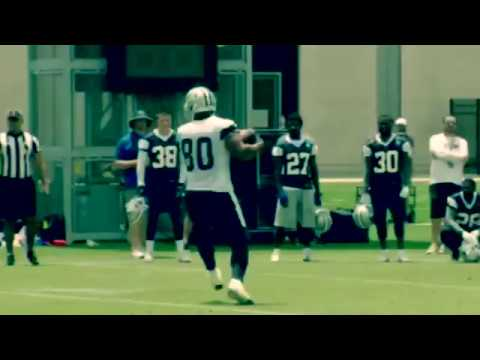 Rico Gathers & Allen Hurns Highlights from OTAs