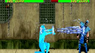 Mortal Kombat 2 (rev 2.0) arcade mk2r20