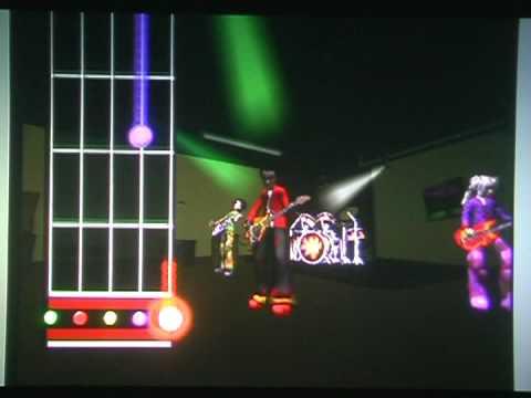 POPSTAR GUITAR the song WONDER by Hyper Maru