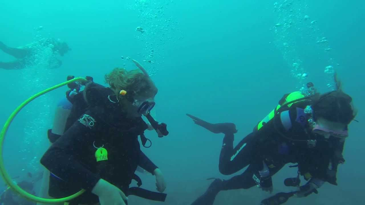SCUBA Diving With Jupiter Dive Center, Florida, USA