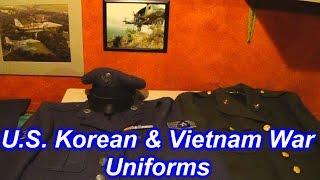 U.S. Uniforms Korean & Vietnam War Era update collection part 3