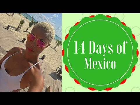 Traveling to Mexico: 2nd Stop Playa Del Carmen