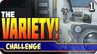 The Variety Challenge! Ep. 1 - Running out of ways to Kill People!
