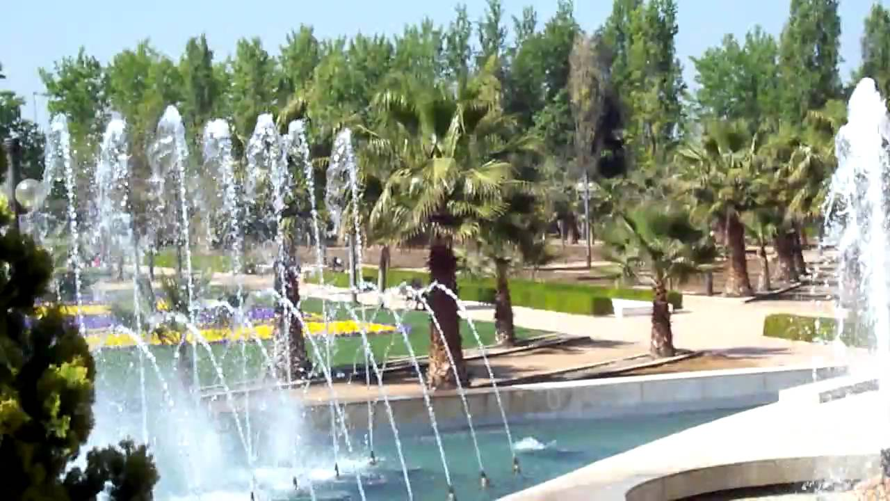 Panoramica parque garcia lorca granada youtube for Jardines de lorca