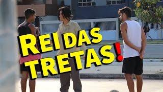 MIXREYNOLD - PEDINDO DINHEIRO PRA COLOCAR CREDITO NO IPHONE 6? DESAFIO DO MENDIGO #07