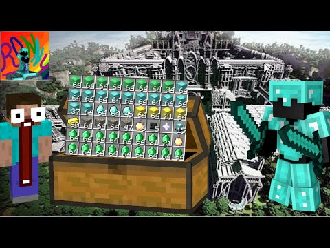 Minecraft BIGGEST RICHEST FACTION EVER! OVER 800 POWER, and Millions of $$$$! IRON BANK BASE TOUR!