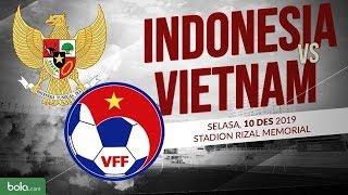 🔴 Live Rcti 🔥 Timnas Indonesia Vs Vietnam - Final Sea Games Filipina 2019