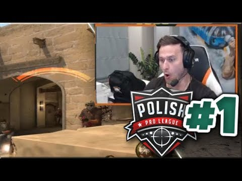Pasha Playing Polish Pro League For The First Time (PL)