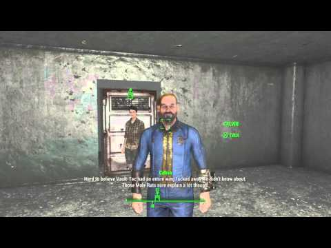 "Fallout 4: How to get to Vault 81 ""Holding Cell"""