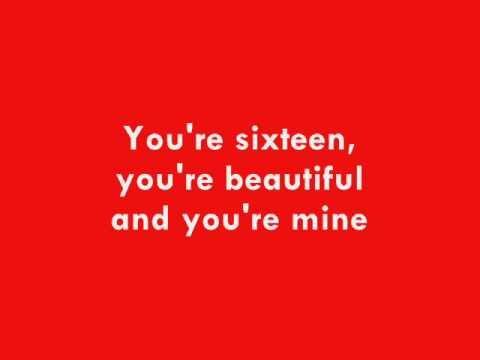 Johnny Burnette - You're Sixteen - 1960