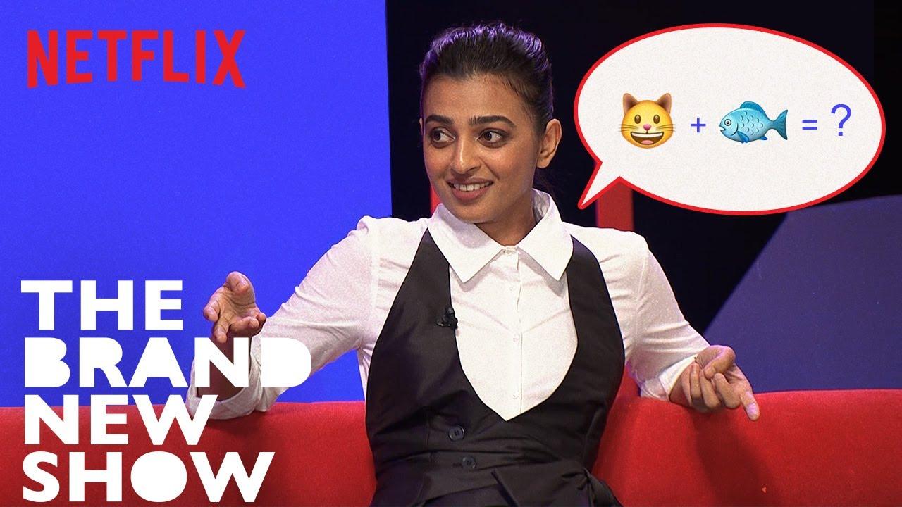 How Radhika Apte Met Her Husband | The Brand New Show | Netflix India