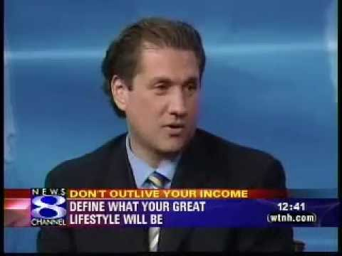 WTNH interview with Daniel J. Friedman 8 30 06