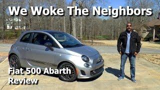 FIAT ABARTH 500 Videos