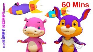 Hippy Hoppy and Magic Pencil Mega Show | Non stop | Baby Songs | Hippy Hoppy Show