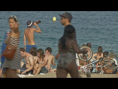 Busting the boom: why Barcelona wants to curb mass tourism - reporter