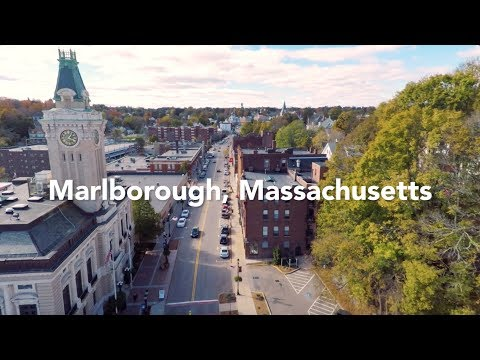 Marlborough MA - Live, Work, Play