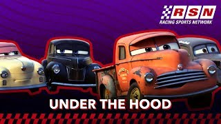 Under the Hood: Cars Legends   Racing Sports Network by Disney•Pixar Cars