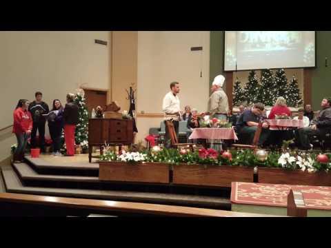 2016 Beryl Baptist Christmas musical/drama