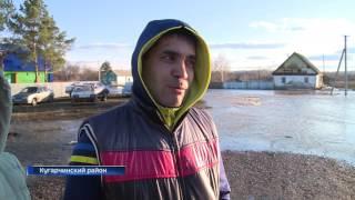 Ухудшение паводковой обстановки зафиксировано в Кугарчинском районе