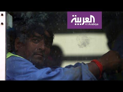 مئات العمال يموتون في قطربسبب تجهيزات كأس العالم 2022  - 21:54-2019 / 8 / 11