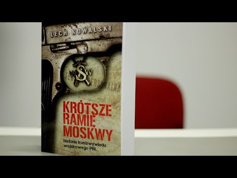 WSW - Krótsze ramię Moskwy. Historia kontrwywiadu wojskowego PRL