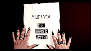 MILITIA VOX - THE HUNGER ARTIST - Official Video