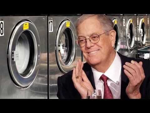 Got Dark Money? Launder It Like The Koch Brothers