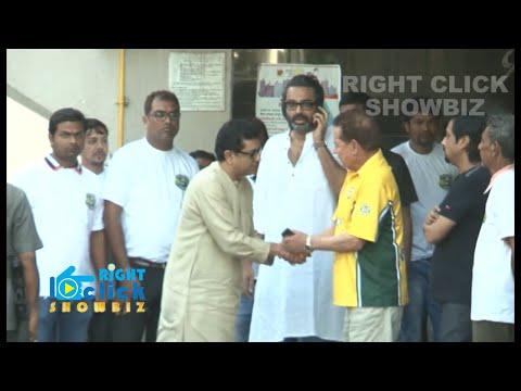 Raj Thackeray | Nawazuddin Siddiqui | Karan Kundra & Many More Visit Salman Khan's Ganpati