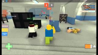 Roblox - Mad Paintball D8Dev the Noob???