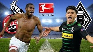 Video Gol Pertandingan FC Cologne vs Borussia Monchengladbach