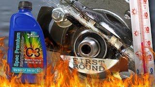 Specol Spec Premium C3 5W30 Jak skutecznie olej chroni silnik? 100°C