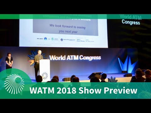 World ATM Congress 2018: Show Preview