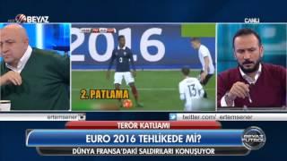 (..) Beyaz Futbol 14 Kasım 2015 Kısım 1/3 - Beyaz TV