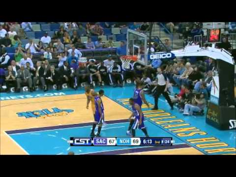 Chris Paul Comeback from Head Injury 2011 - 33pts,15ast, 7 ...