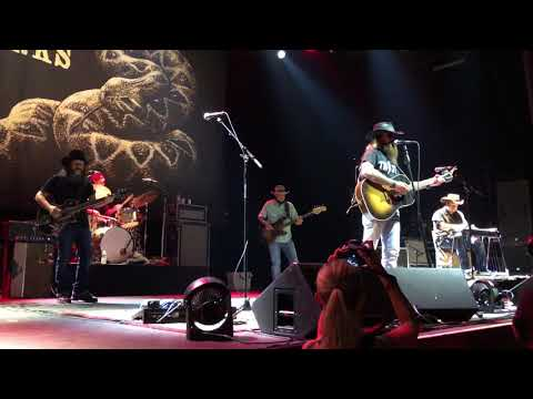 Cody Jinks/Must Be the Whiskey/Live/The Novo-Los Angeles, Ca 8/3/2018