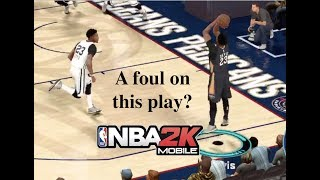 Glitch 4-Point Play + Domination Win/Update! NBA 2K Mobile #38