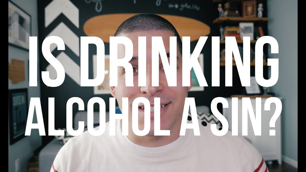 Drinking Alcohol Sermon