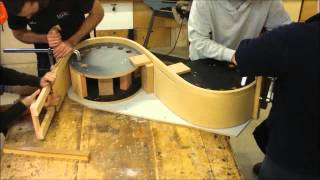 Steam Bending Timber