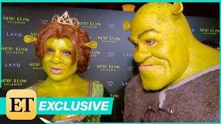 Halloween 2018: Heidi Klum Praises Boyfriend Tom Kaulitz's 'Phenomenal' Costume (Exclusive)