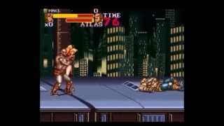 Final Fight 2 Maki ファイナルファイト2 マキ 縛りプレイ Hard Long版 https://www.youtube.com/watch?v=tZ4hwPtu-vI のおまけ。 こうして改めてみると、掴み技を喰ら...
