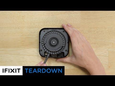 The Apple TV 4k Teardown