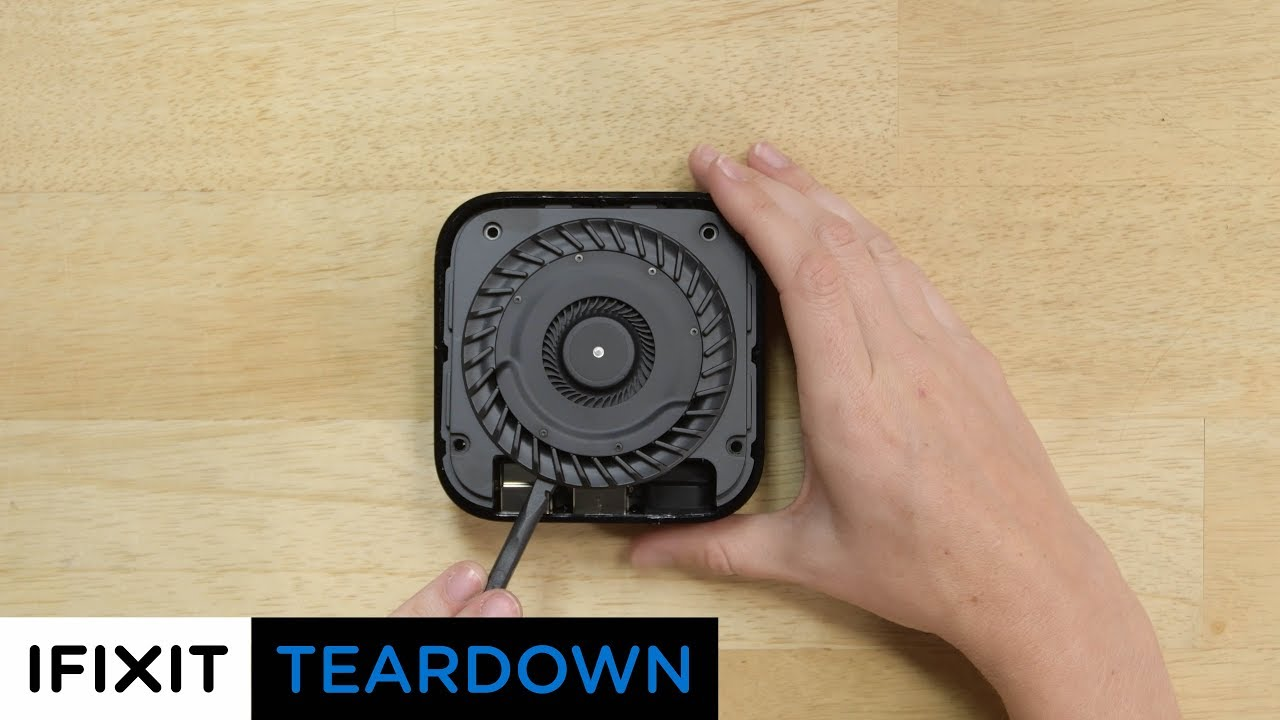 The Apple TV 4k Teardown
