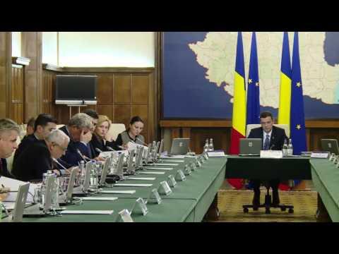 STIRIPESURSE.RO Ședința Guvernului din Romaniei din 02.03.2017