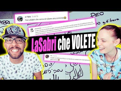 Disegno LaSabri con LaSabri che VOLETE - 07