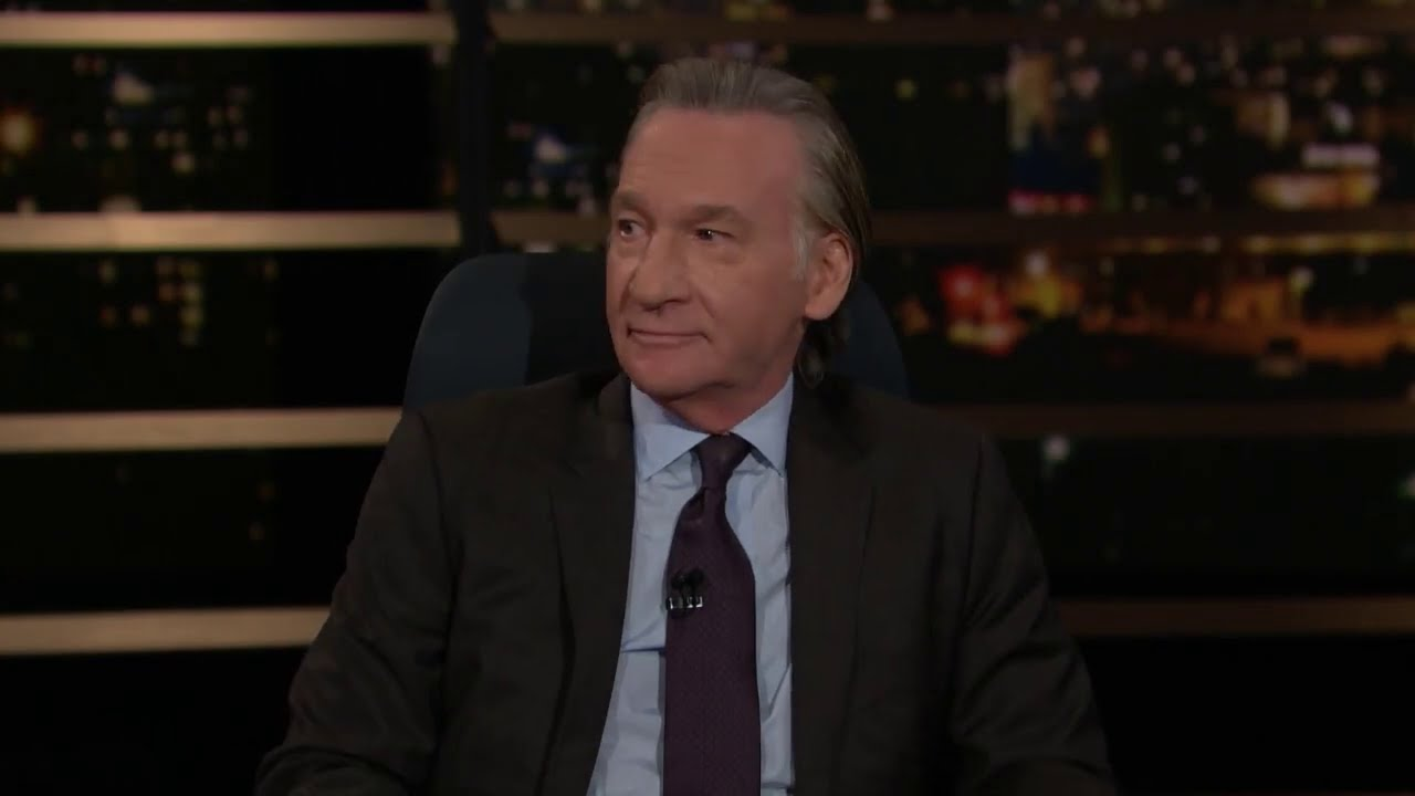 Bill Maher: Trump's Not Leaving | Real Time with Bill Maher (HBO)