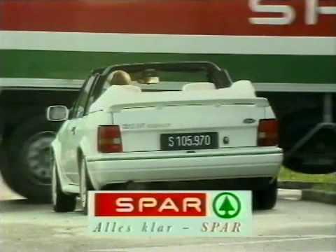 Werbespots ORF 1990/91