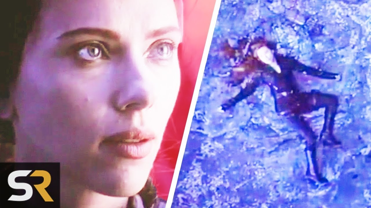 Black Widow May Not Have Died In Avengers Endgame After All