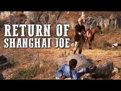 Return of Shanghai Joe | SPAGHETTI WESTERN | Klaus Kinski | Full Movie | English | Free Western