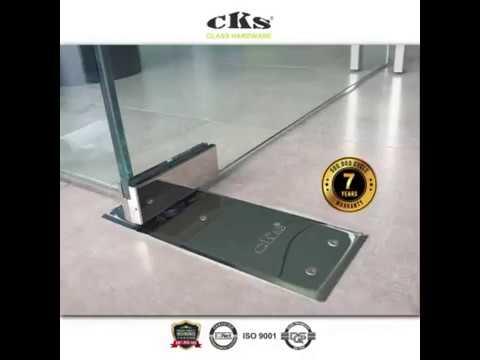 CKS-840 Floor Hinge 玻璃门地弹簧